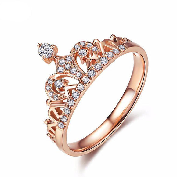Exquisite Princess Ring