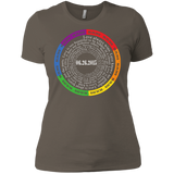 "The ""Pride Month"" Special Shirt LGBT Pride round neck sport shirt for women"