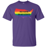 No Hate in My State Shirt