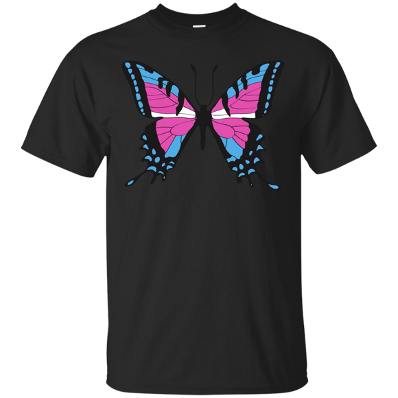Trans Pride Butterfly Shirt