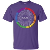 "The ""Pride Month"" Special Shirt LGBT Pride purple shirt for Men"