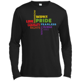 """Love Equality Rights"" T Shirt for LGBT Community"