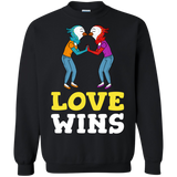 Love Wins T shirt and hoodie