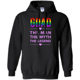 GDad, The Man, The Myth, The Legend Shirt, Hoodie