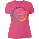 "The ""Pride Month"" Special Shirt LGBT Pride pink shirt for women"
