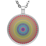 Rainbow Pride Healing Chakra Necklace