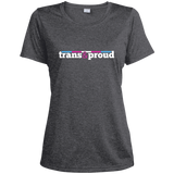 Trans and Proud Sweatshirt & Hoodie