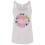 Love Outside The Box T-Shirts