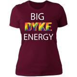 Big Dyke Energy T-Shirt, Hoodie, Tank Top