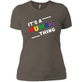 It's A Human Thing Pride Shirt