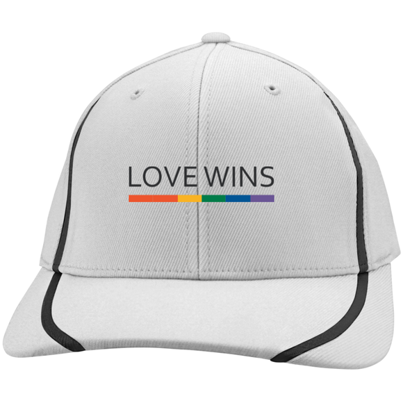 Love Wins Gay Pride Hat