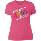It's A Pride Thing