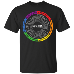 "The ""Pride Month"" Special Shirt LGBT Pride shirt for Men"