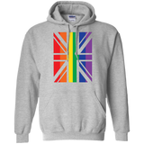 UK Flag Gay Pride Shirt
