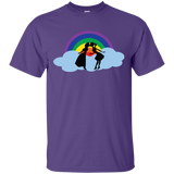 Two Girl Kissing Lesbian Couple Shirt