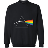 Gay Pride Prism Effect Shirt