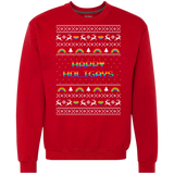 Happy Holigays Ugly Christmas Sweater