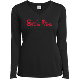 I'm Hers She's Mine Couple Shirts - 2