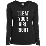 Treat Your Girl Right Funny T Shirt