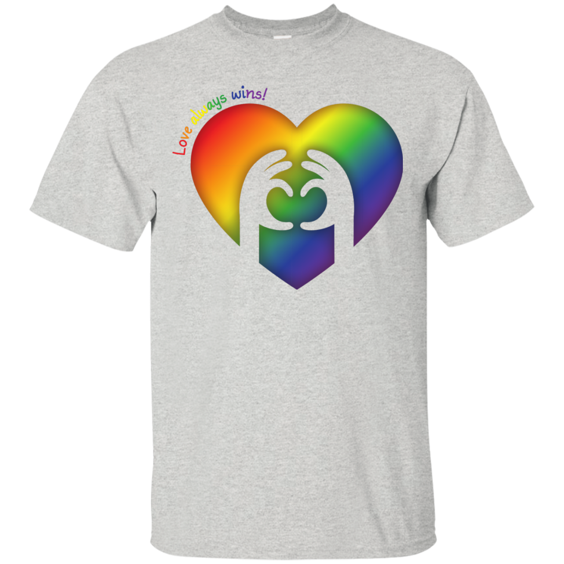 Love Always Wins Lgbt Pride Shirt Myprideshop