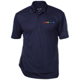 Meaningful Rainbow Pride Mens Polo