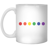 Meaningful Rainbow Mug