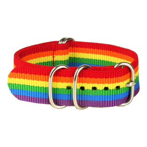 Rainbow Heavy Duty Watchband