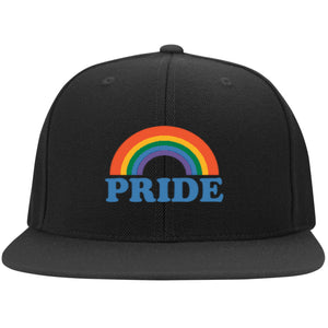 Apparel - Gay Pride Embroidery Hat