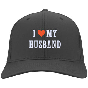 Apparel - I Love My Husband Pride Hat