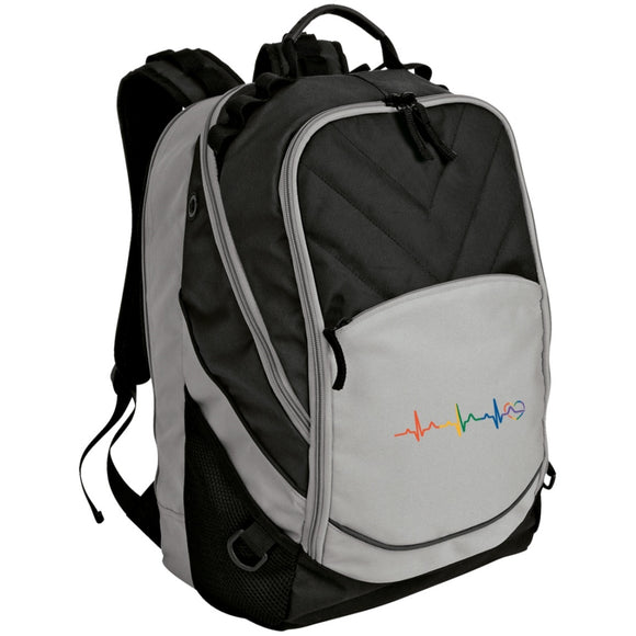 Apparel - Rainbow Heartbeat Backpack