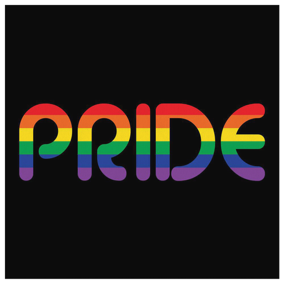 Rainbow Pride Canvas Wall Art