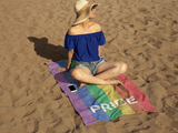 Pride Month Special Edition Beach Towel