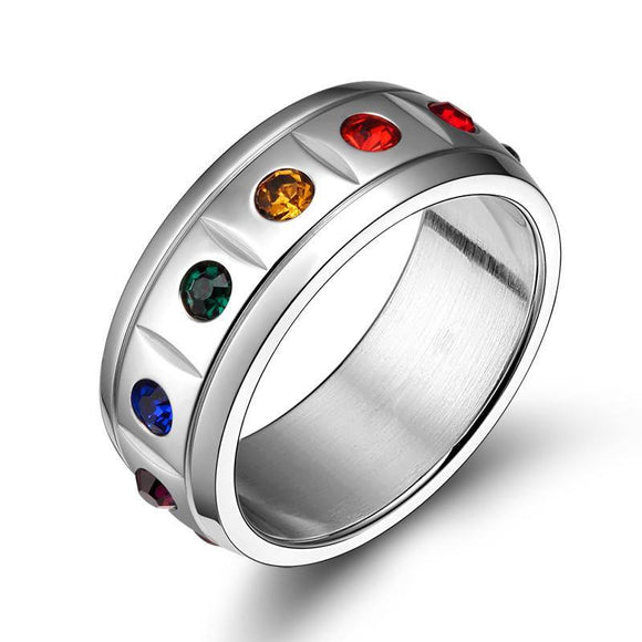 Ring - Gay Wedding Ring
