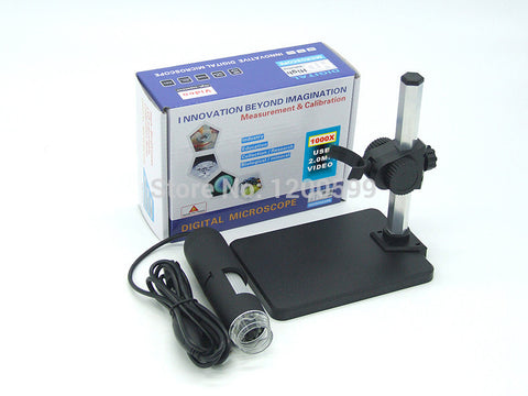 1000x USB Digital Microscope with Measurement Software