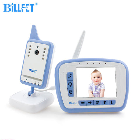 Wireless Baby Monitor with Camera And Audio