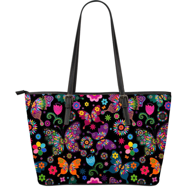 Summer Butterfly Shoulder Bag