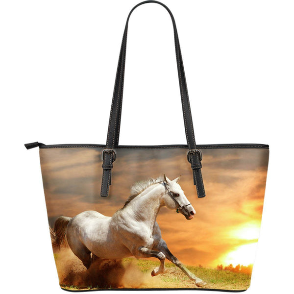 Signature Horse Shoulder Bag