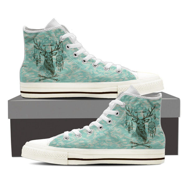 Wild & Free Camo Women's High Tops