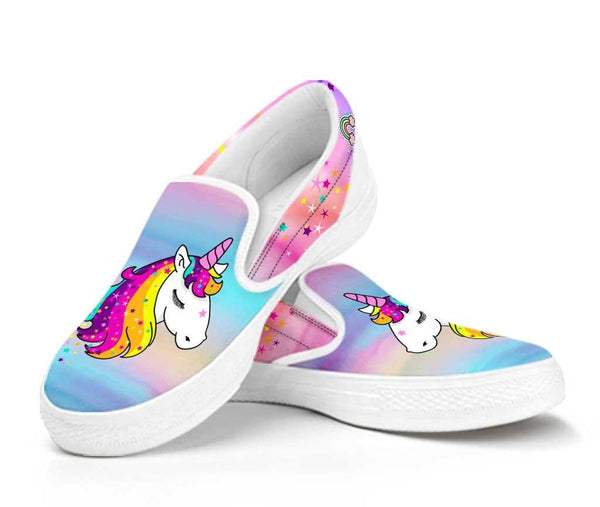 Unicorn Euphoria Slip On Shoes