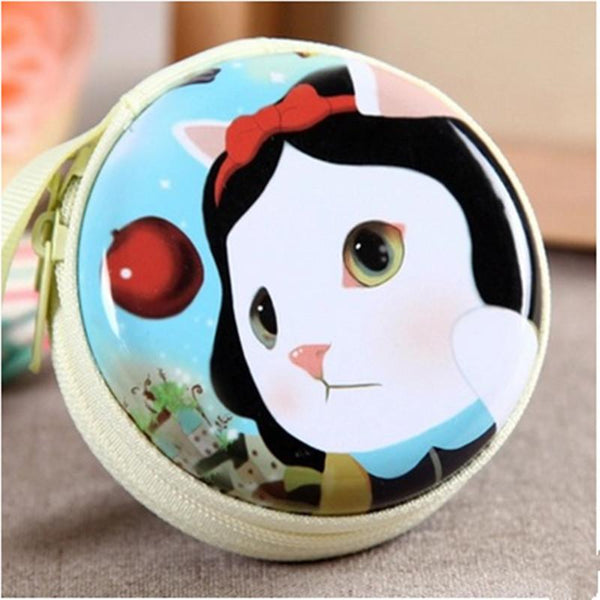 Cute Kitty Cat Coin Purse