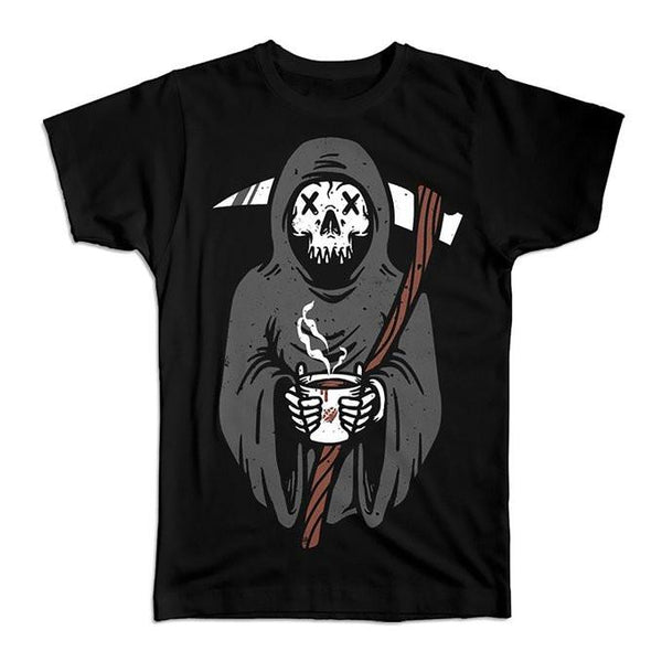 Coffee Reaper Mens Tshirt