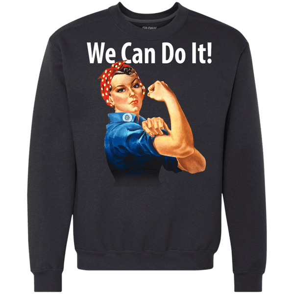 Rosie The Riveter Sweatshirt