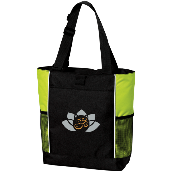 Zen Om Color Tote Bag