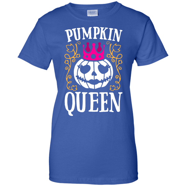 Pumpkin Queen Ladies T-Shirt
