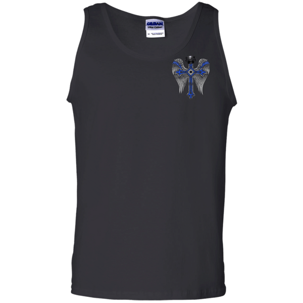 Blessed Are The Peacemakers Mens Tank