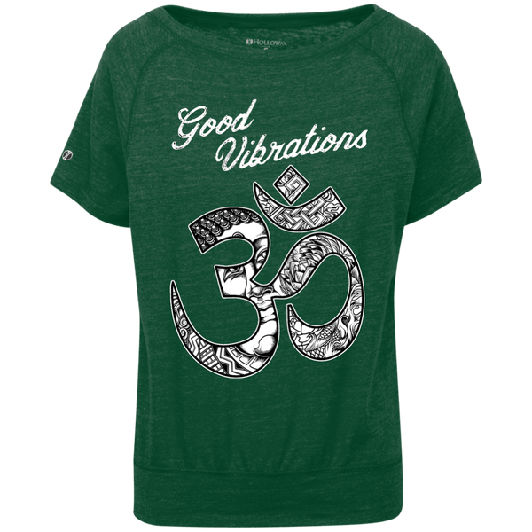 Good Vibrations Om Juniors' Charisma Shirt