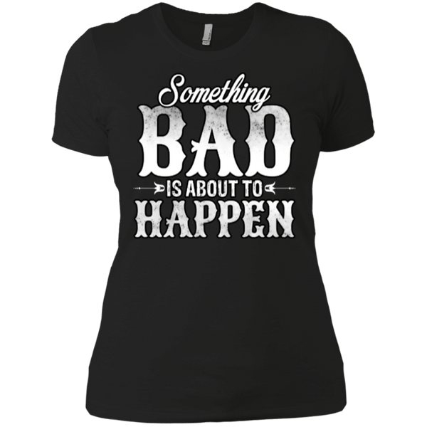 Something Bad Boyfriend Tee