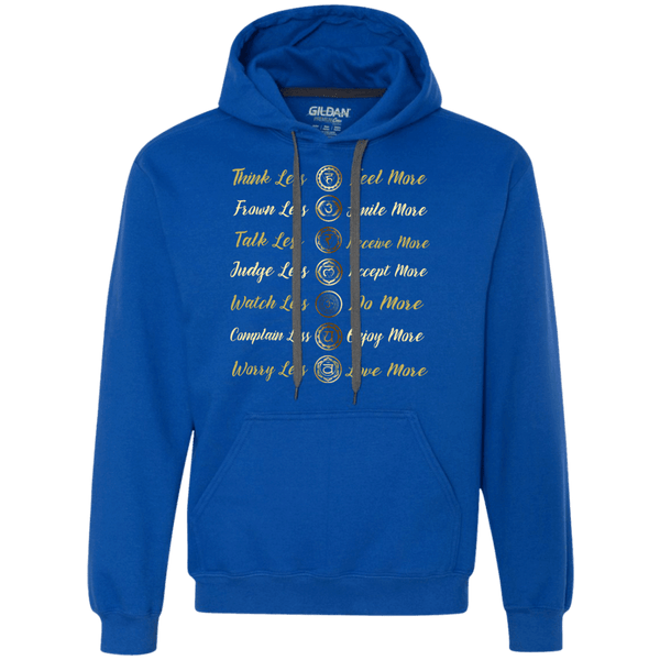 Chakra Life Heavyweight Pullover Hoodie