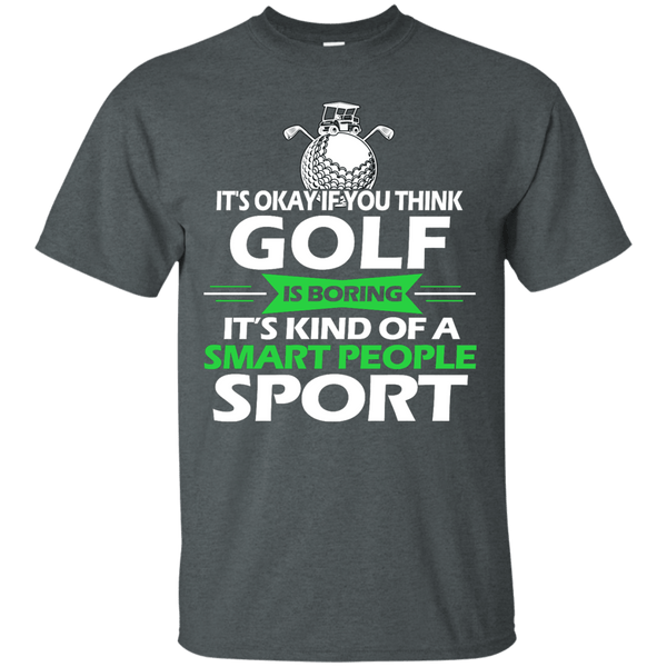 Golf Is For Smart People
