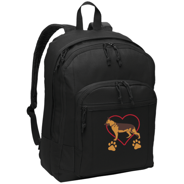 German Shepherd Basic Backpack